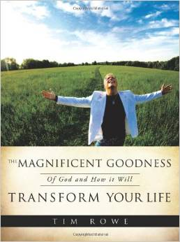 The Goodness of God bookcover